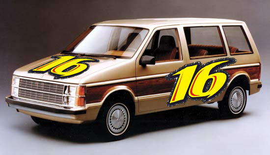 first minivan copy